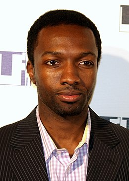 Jamie Hector at the 2008 Tribeca Film Festival.JPG