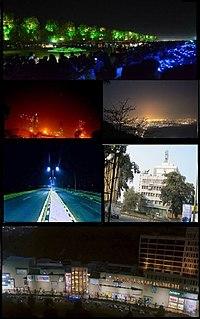 Jamshedpur Metropolis in Jharkhand, India