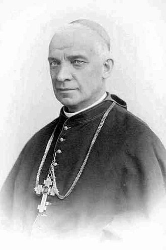 Crown-cardinal - Jan Puzyna de Kosielsko, crown-cardinal of Austria, was the last to exercise the jus exclusivae.