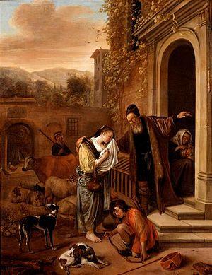 Dismissal of Hagar