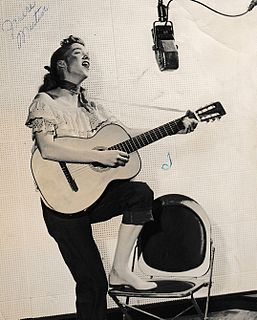 Janis Martin American musician