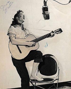 Janis Martin - Martin in 1956