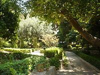 Jard n de monforte wikipedia la enciclopedia libre for Jardines de monforte valencia