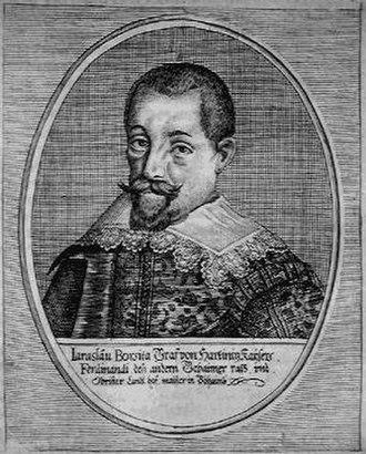 Jaroslav Bořita of Martinice - Jaroslav Borzita of Martinice