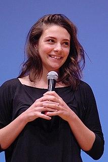 Jasmine Trinca Italian actress