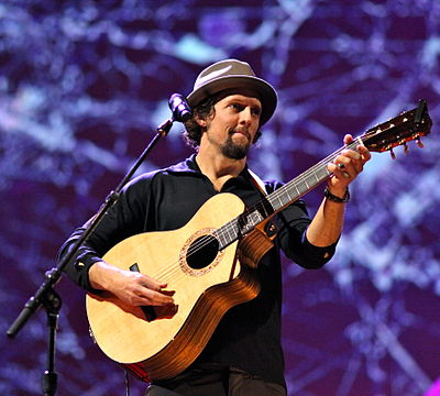 Picture of a band or musician: Jason Mraz