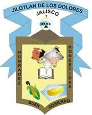 Jilotlán de los Dolores - Image: Jdld escudo