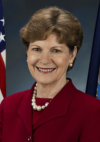 United States congressional delegations from New Hampshire - Senator Jeanne Shaheen (D)