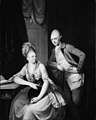 Jens Juel - Portrait of Colonel Jean-Jacques Gautier and His Wife - KMS3277 - Statens Museum for Kunst.jpg