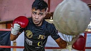 Jesús Rojas (Puerto Rican boxer) Puerto Rican boxer