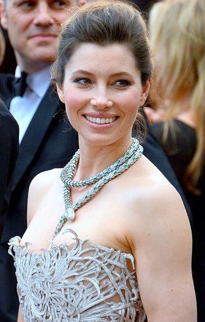 Jessica Biel, American actress and model