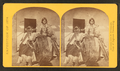Jicarilla brave and squaw, lately wedded. Abiquiu Agency, New Mexico, by O'Sullivan, Timothy H., 1840-1882 3.png