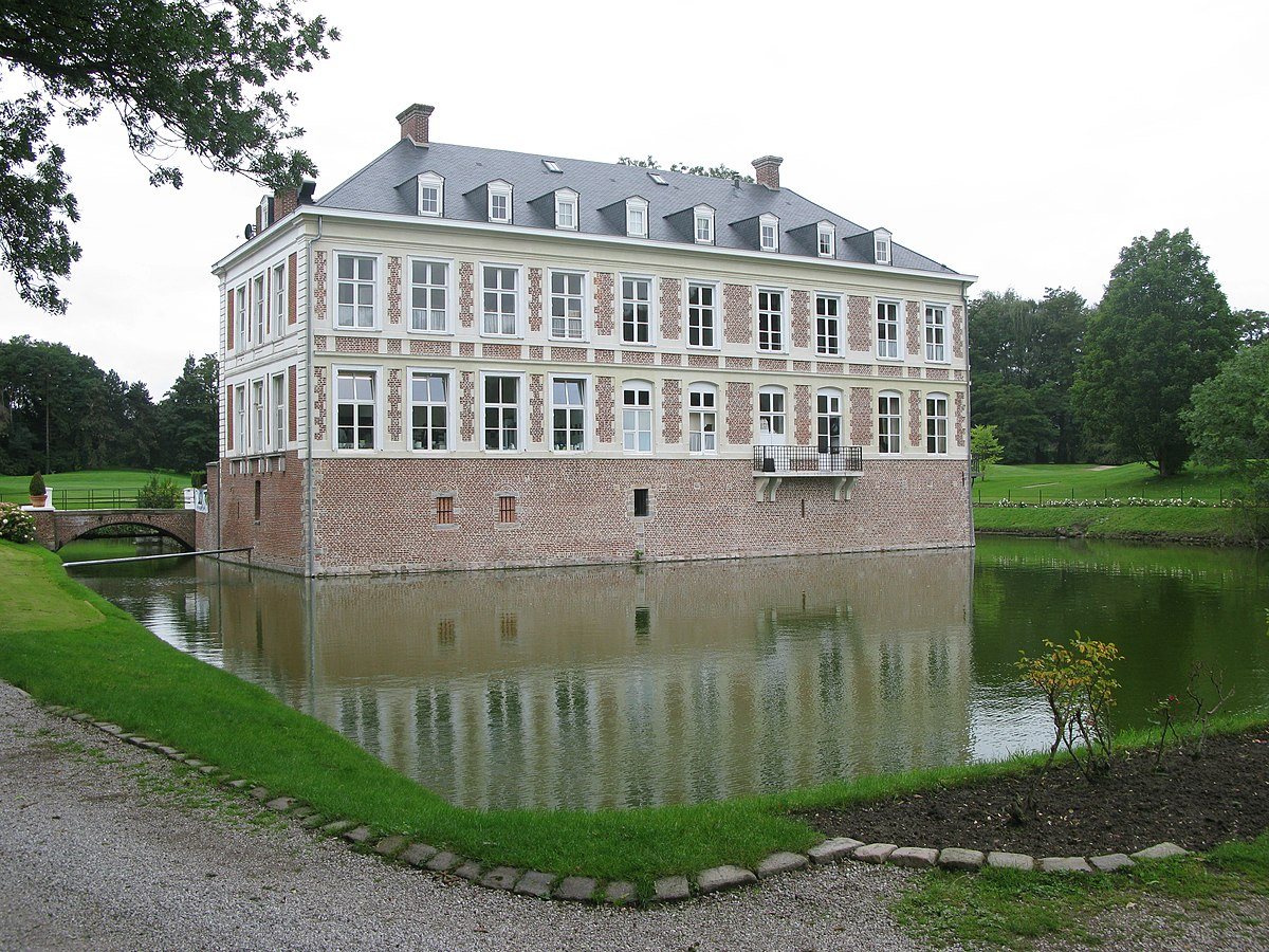Ch teau du sart wikipedia - Office du tourisme villeneuve d ascq ...