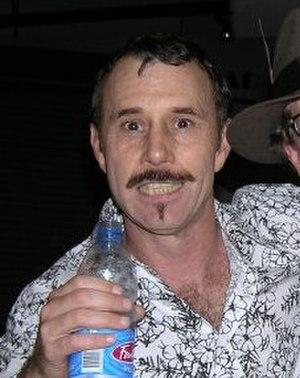 Jim Rose Circus - Jim Rose in 2005