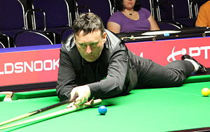 Jimmy White - Jimmy White at the 2011 Paul Hunter Classic