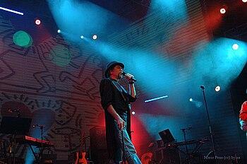 Joaquin Sabina in concert 2