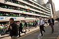 Joe Biden running in Pittsburgh on Saint Patrick's Day.jpg