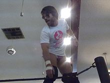 Joey Ryan à la PWG lors de Battle of Los Angeles 2009.