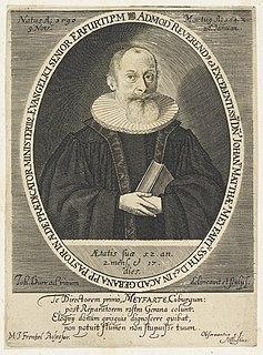 Johann Matthäus Meyfart German theologian and writer
