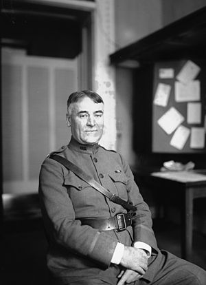 Chief of Chaplains of the United States Army - Image: John Axton