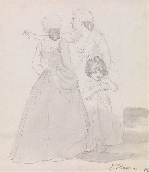 File:John Flaxman - Two Women and a Child - Google Art Project.jpg