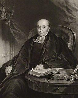John Watson (priest) British priest
