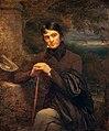John Linnell (1792-1882) - Thomas Carlyle (1795–1881), Historian and Essayist - PG 893 - National Galleries of Scotland.jpg