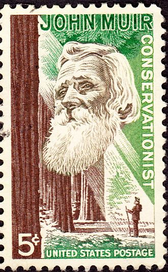 Conservation in the United States - John Muir