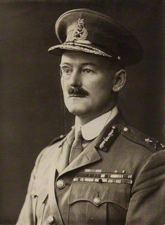 John Shea (Indian Army officer) - General Sir John Shea