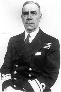 John Talbot Savignac Hall British admiral