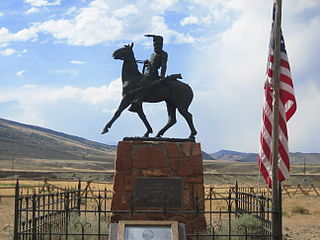 Liver-Eating Johnson Mountain man of the American Old West