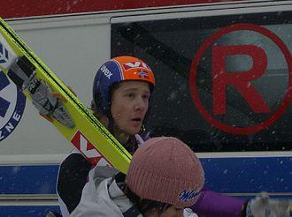 Jon Aaraas - Image: Jon Aaraas 2 WC Zakopane 27 01 2008