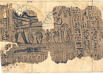 Critical appraisal of the Book of Abraham - Image: Joseph Smith Papyrus I