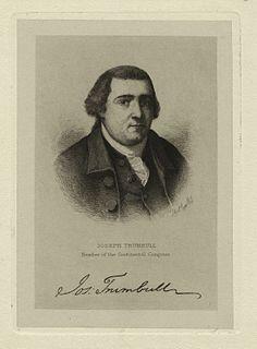 Joseph Trumbull (commissary general) American politician