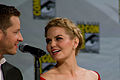 Josh Dallas & Jennifer Morrison (14961965105).jpg