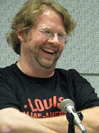 Josh Olson - Josh Olson at the 2008 Screenwriting Expo