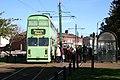 Jubilee class tram at Fleetwood Ash Street - geograph.org.uk - 2101429.jpg