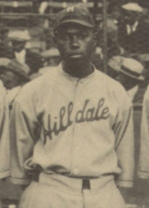 Judy Johnson - Johnson at the 1924 Colored World Series
