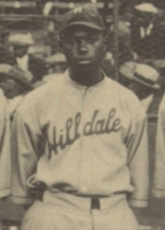 Judy Johnson - Johnson at the 1924 Colored World Series