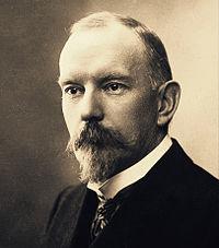 Portrait de Jules Renard.