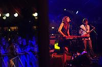 Julia Holter und Band (Haldern Pop 2013) IMGP2570 smial wp.jpg