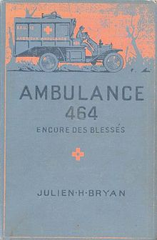 Julien Bryan - Ambulance 646 - Cover.jpg