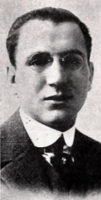 Julius Stern (producer) - From a 1921 magazine