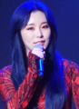 Jung Whee-in at a showcase on November 28, 2019.png