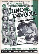Juno and the Paycock Movie Poster.jpg