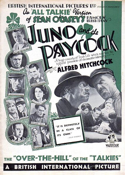File:Juno and the Paycock Movie Poster.jpg - Wikimedia Commons