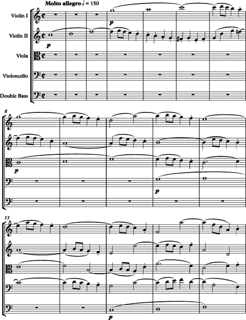 the two giants of baroque music composition were