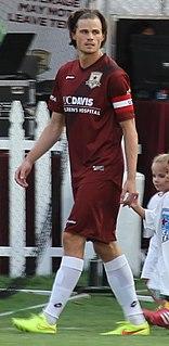 Justin Braun (soccer) American soccer player