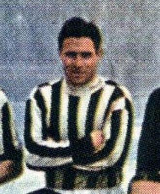 Alfredo Foni - Foni with Juventus in 1940–41 season