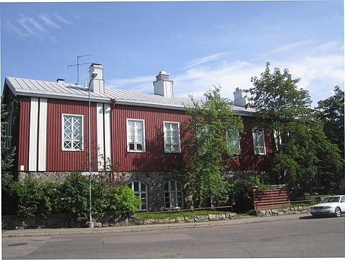 Käpylän Työväentalo